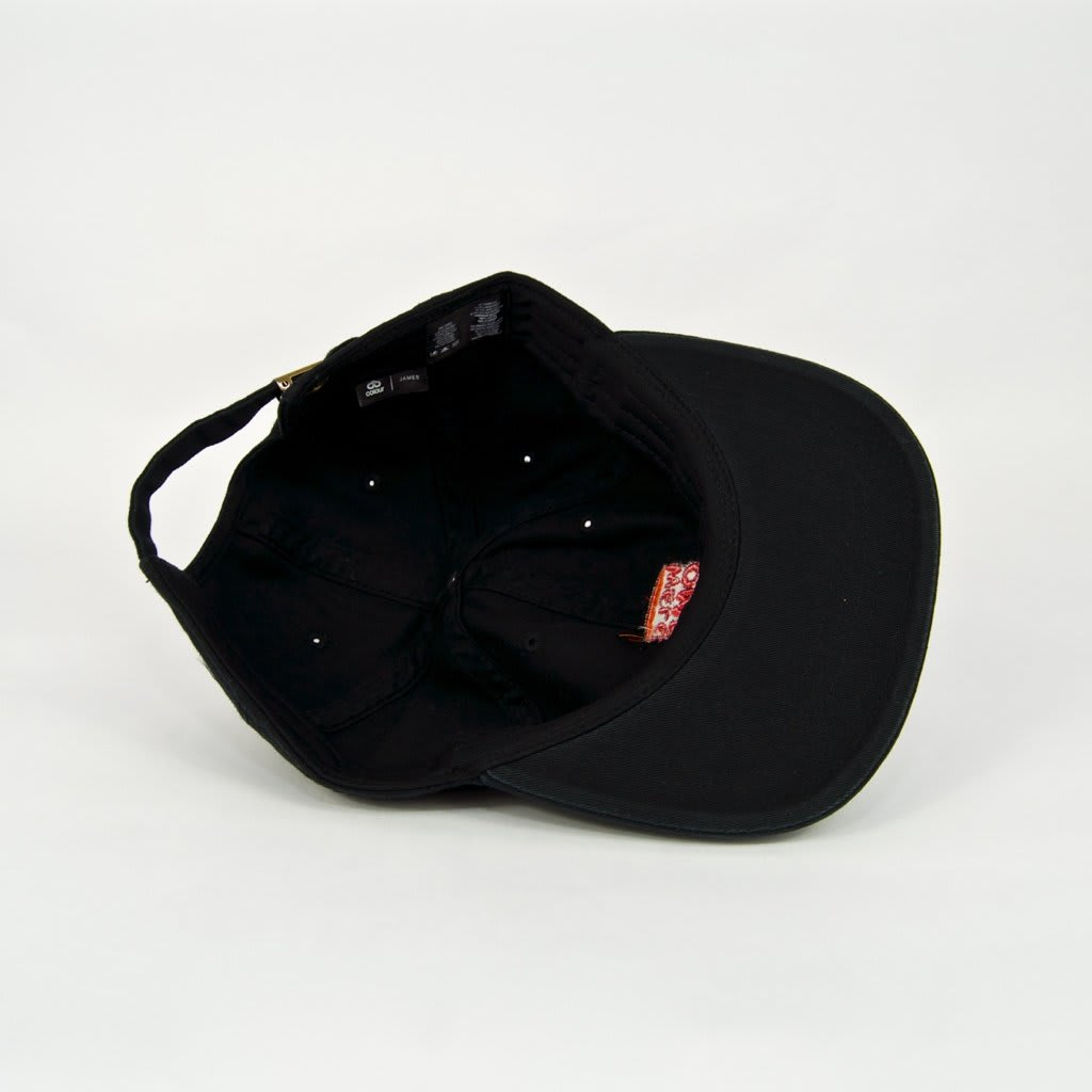 Welcome Skate Store - Burger Cap - Black | Baseball Cap by Welcome Skate Store 5