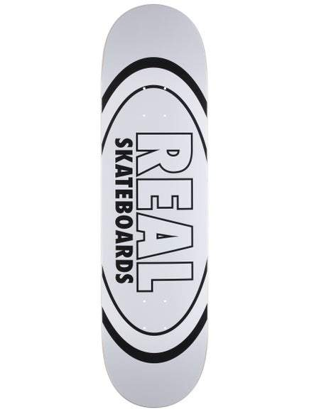 Real Classic Oval Deck 8.38 | Deck by Real Skateboards 1