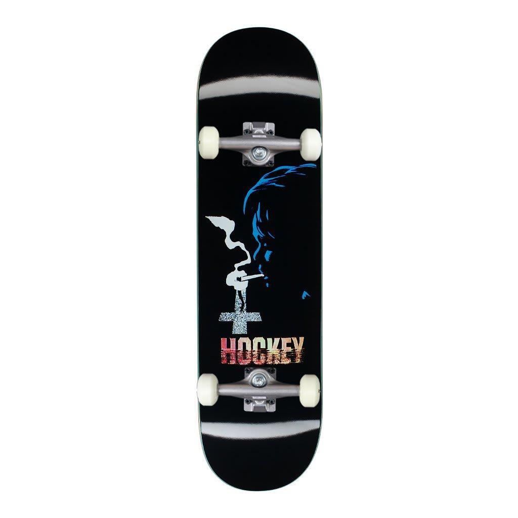 "Hockey Skateboards 'Confessions' Donovon Piscopo Complete Skateboard 8"" | Complete Skateboard by Hockey Skateboards 1"