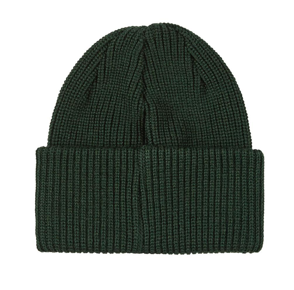 Polar Skate Co Double Fold Merino Beanie - Dark Green | Beanie by Polar Skate Co 2