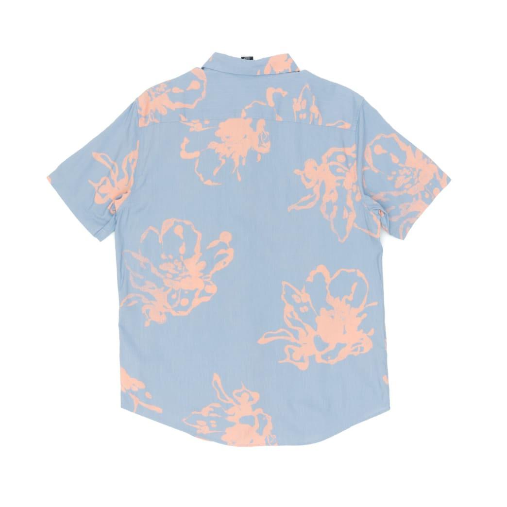 RVCA Vaughn Linear Shirt - Dusty Blue   Shirt by RVCA 2