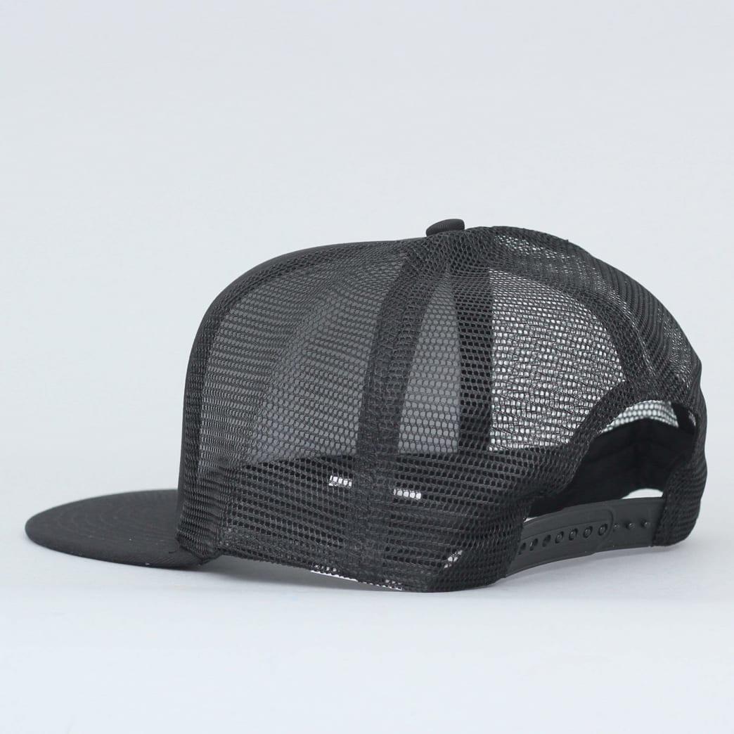 Creature Logo Mesh Cap Black | Baseball Cap by Creature Skateboards 2
