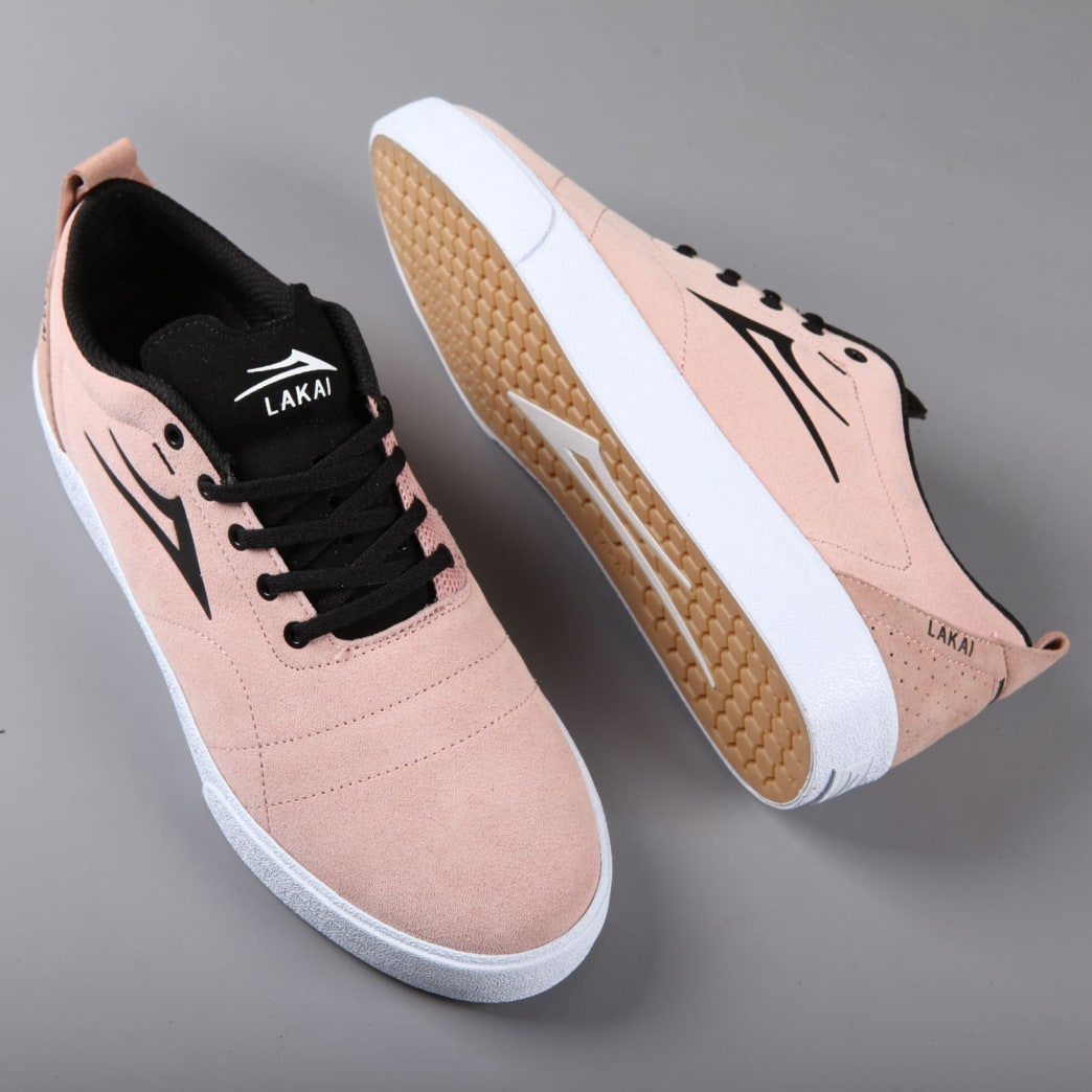 Lakai 'Bristol' Skate Shoes (Rose Suede) | Shoes by Lakai 6