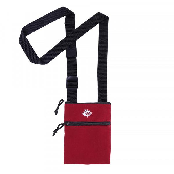 Magenta Skateboards - XS Pouch Bag - Burgundy | Bag by Magenta Skateboards 1