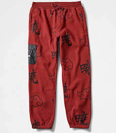 Primitive Naruto Akatsuki Pant | Trousers by Primitive Skateboards 1