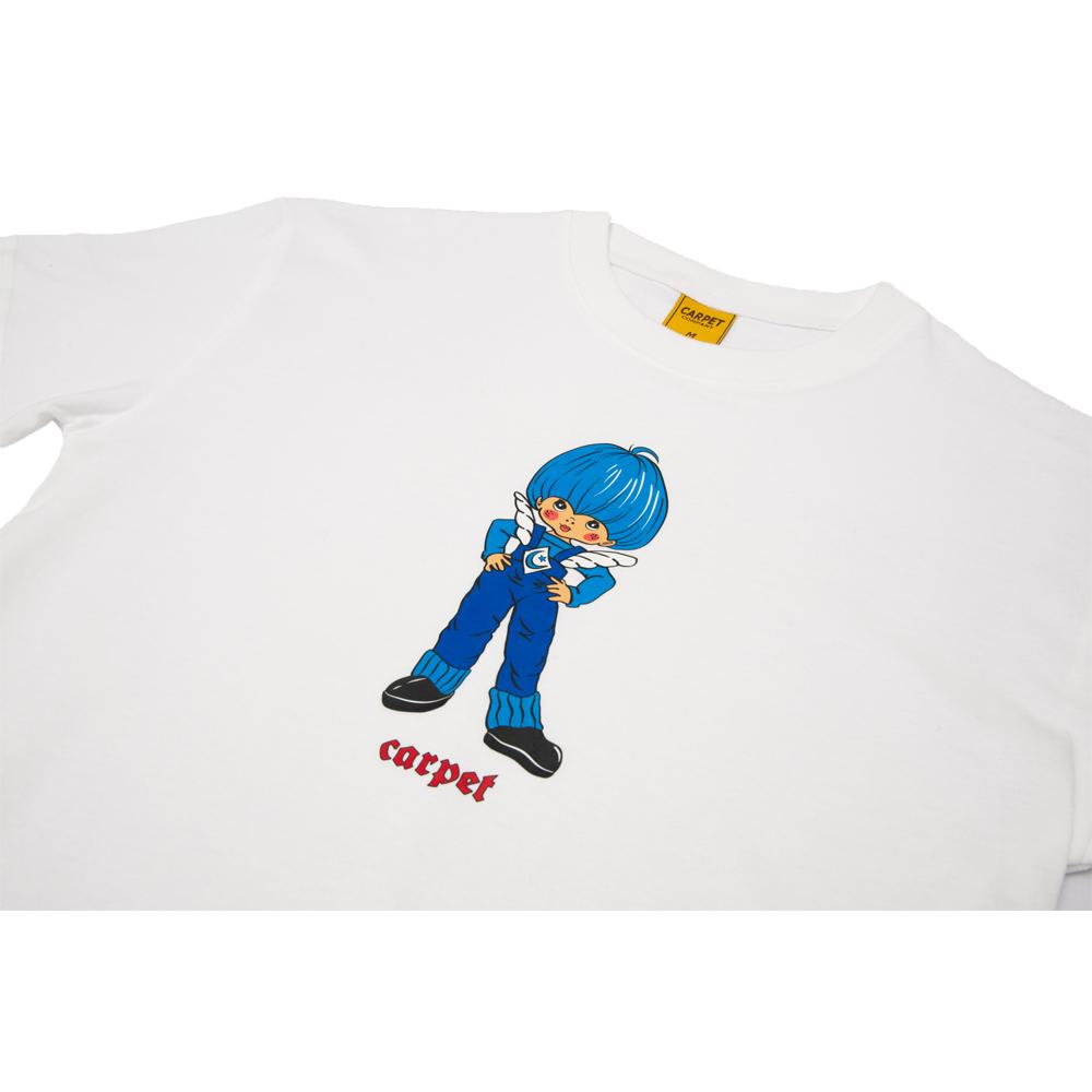 Carpet Company BBYBOY Tee White | T-Shirt by Carpet Company 2