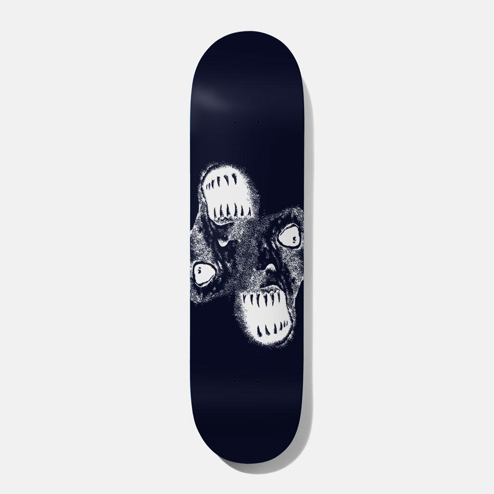 Baker Skateboards Hawk Face Fools Skateboard Deck - 8.125"