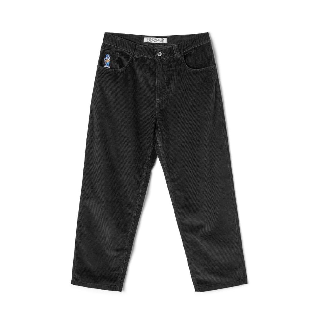 Polar Skate Co '93! Cords - Black | Trousers by Polar Skate Co 1