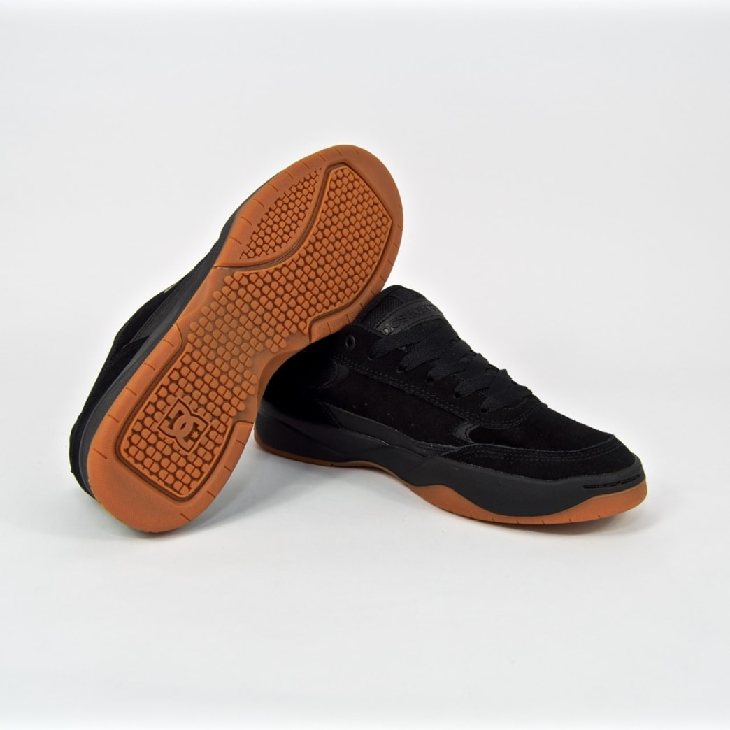 DC Shoes - Penza Shoes - Black / Gum | Shoes by DC Shoes 3
