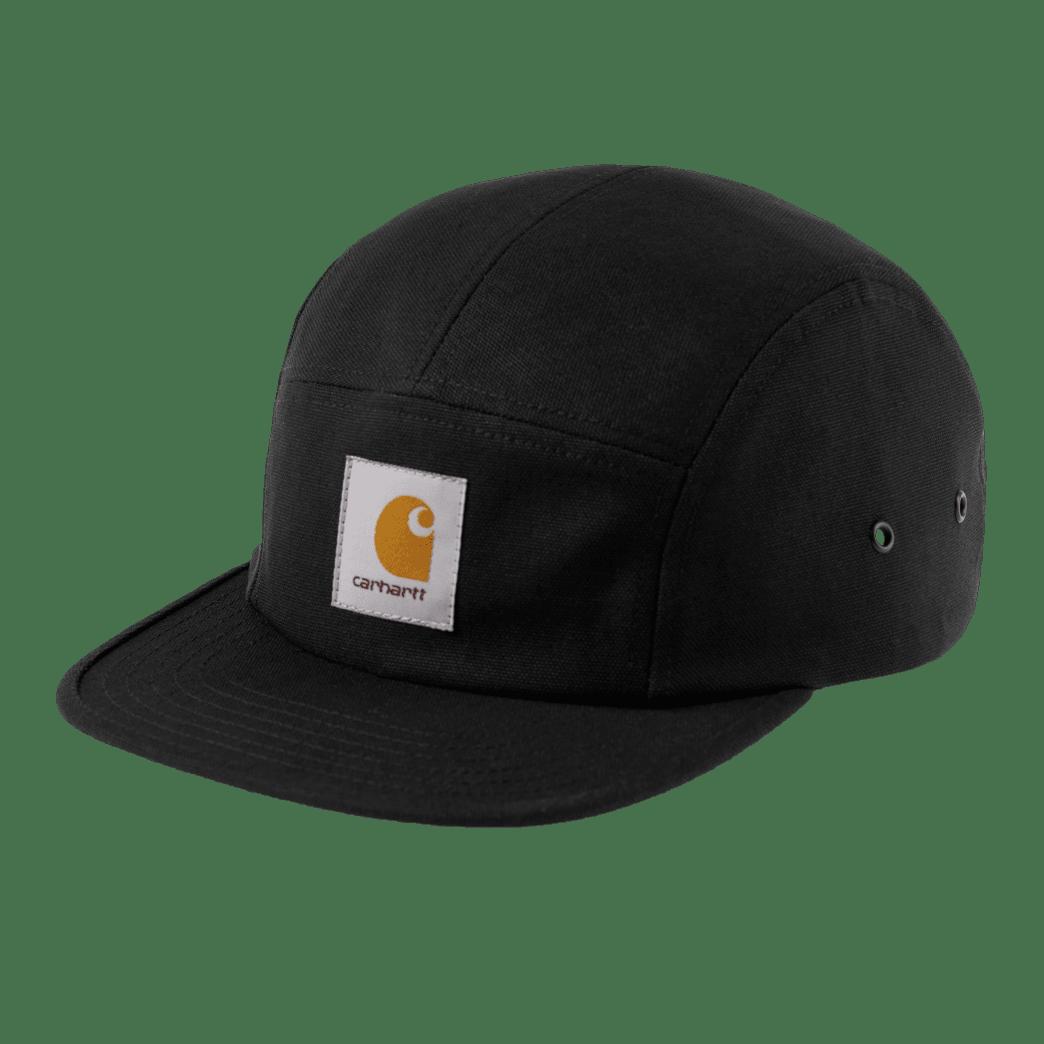 Carhartt WIP Backley Cap - Black | Baseball Cap by Carhartt WIP 1