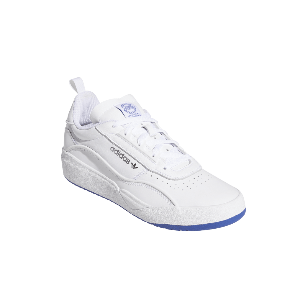 adidas Liberty Cup Skate Shoe - FTWR White / Team Royal / Silver Met | Shoes by adidas Skateboarding 5