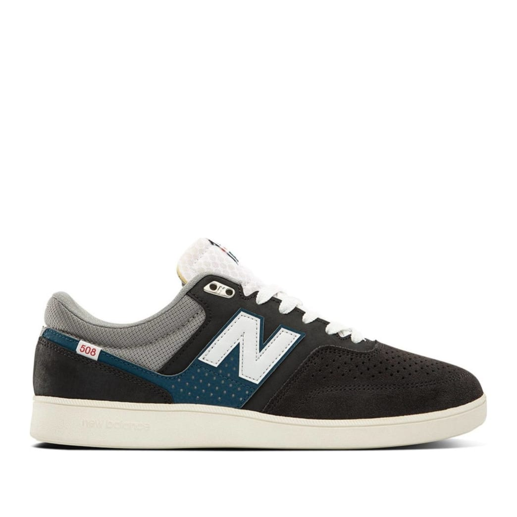 New Balance Numeric 508 Shoes - Dark Grey / Blue | Shoes by New Balance 1