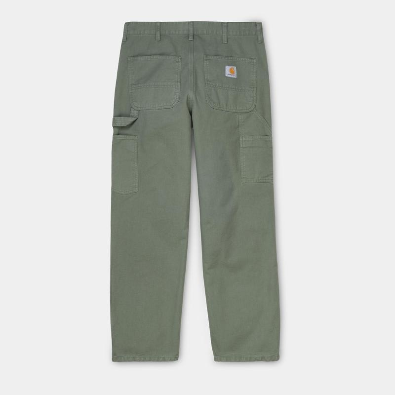 Carhartt WIP Single Knee Pant Green | Jeans by Carhartt 1