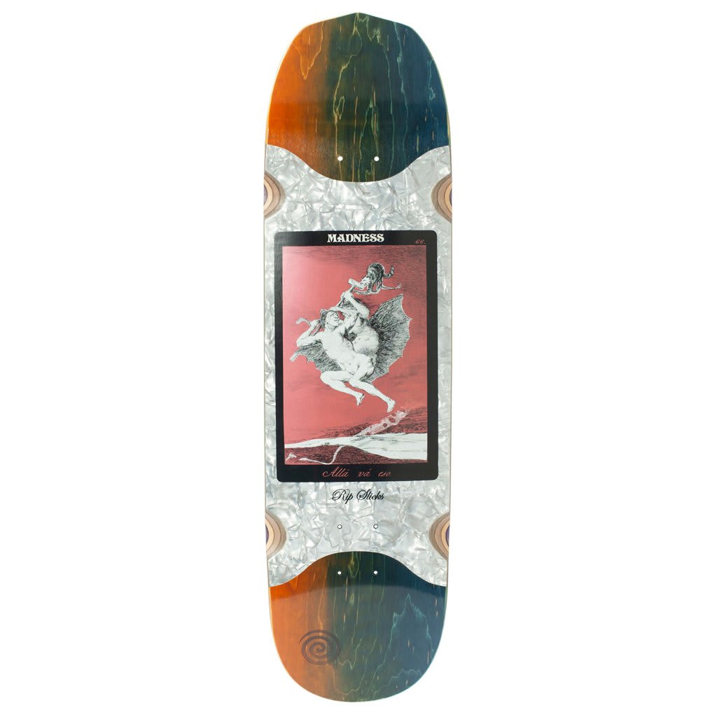 Madness Alla Slick R7 Deck 8.5"
