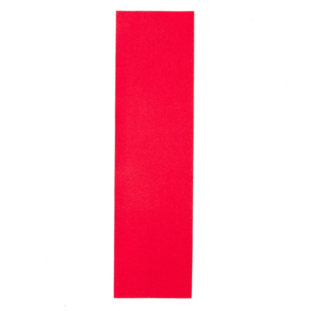 """Mob 9"""" Width Perforated Griptape Sheet - Red 