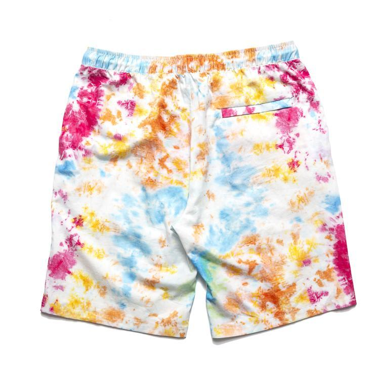 Chrystie NYC Tie-Dye Short Pants | Shorts by Chrystie NYC 2
