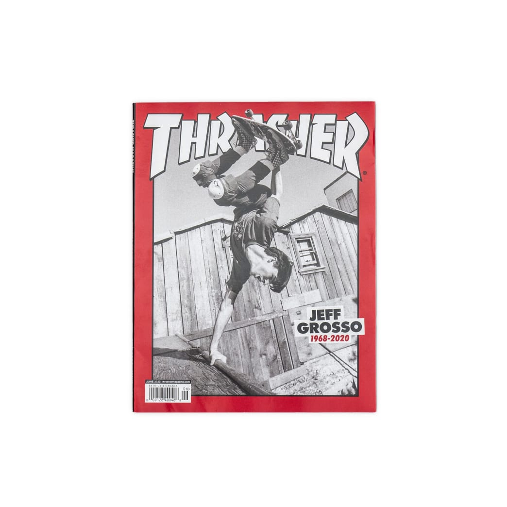 Thrasher Magazine - June 2020 | Magazine by Thrasher 1