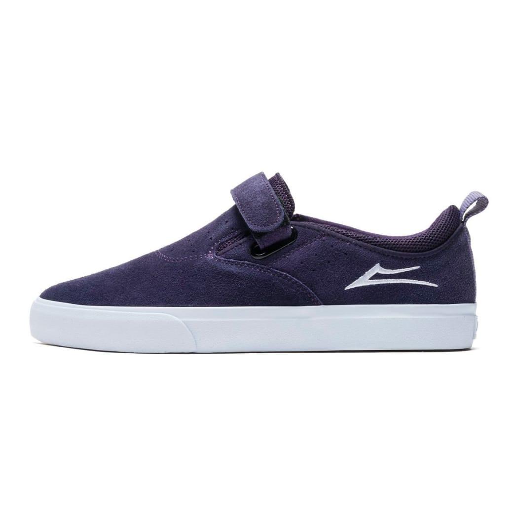 Lakai Riley Hawk 2 Suede Skate Shoes - Purple | Shoes by Lakai 2