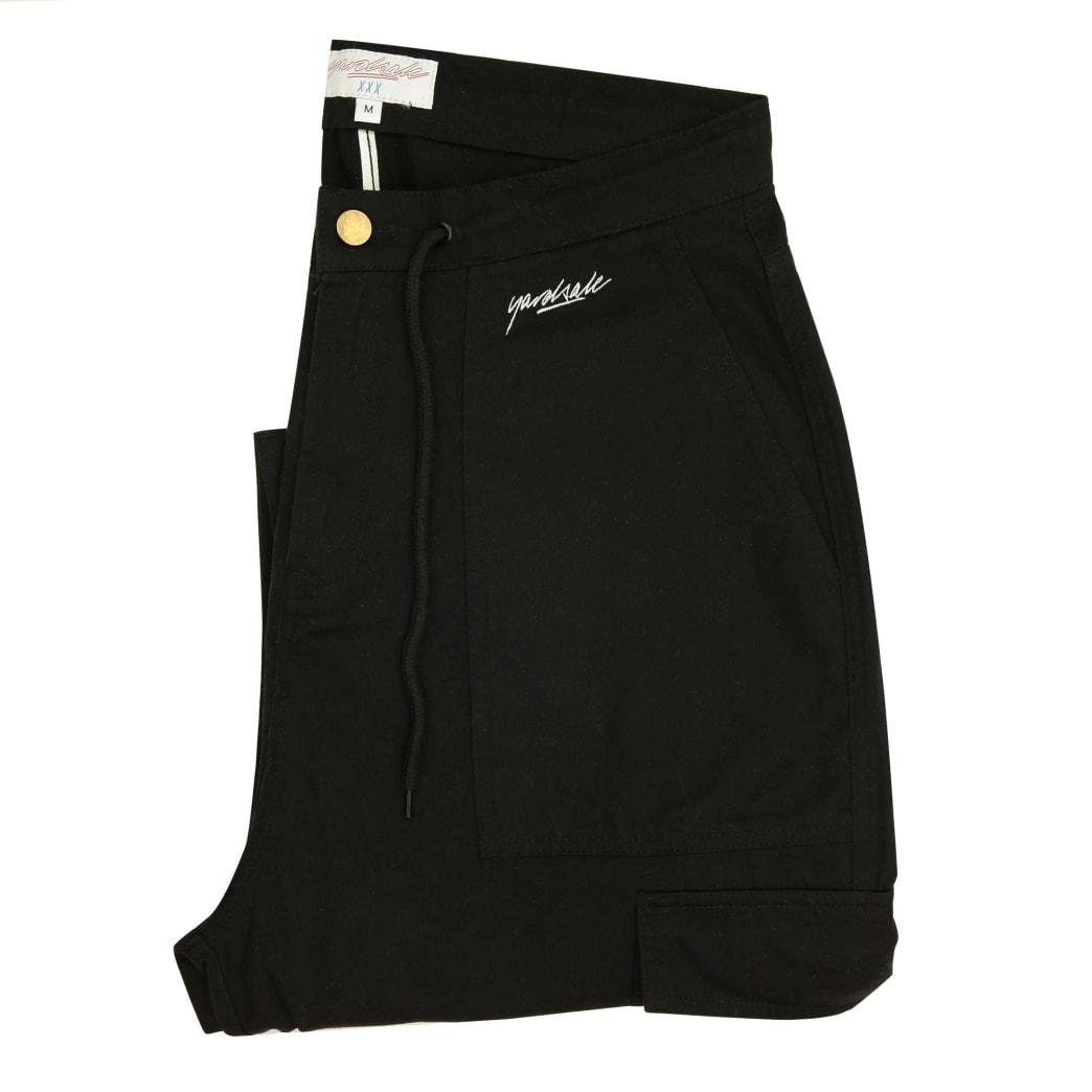Yardsale Cargo Pants - Black | Trousers by Yardsale 2