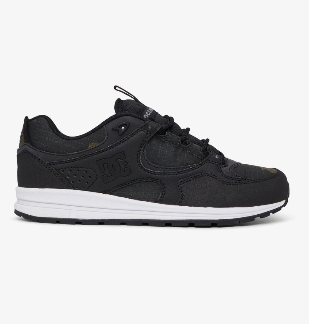 DC Kalis Lite SE Skateboarding Shoes - Black Camo | Shoes by DC Shoes 1