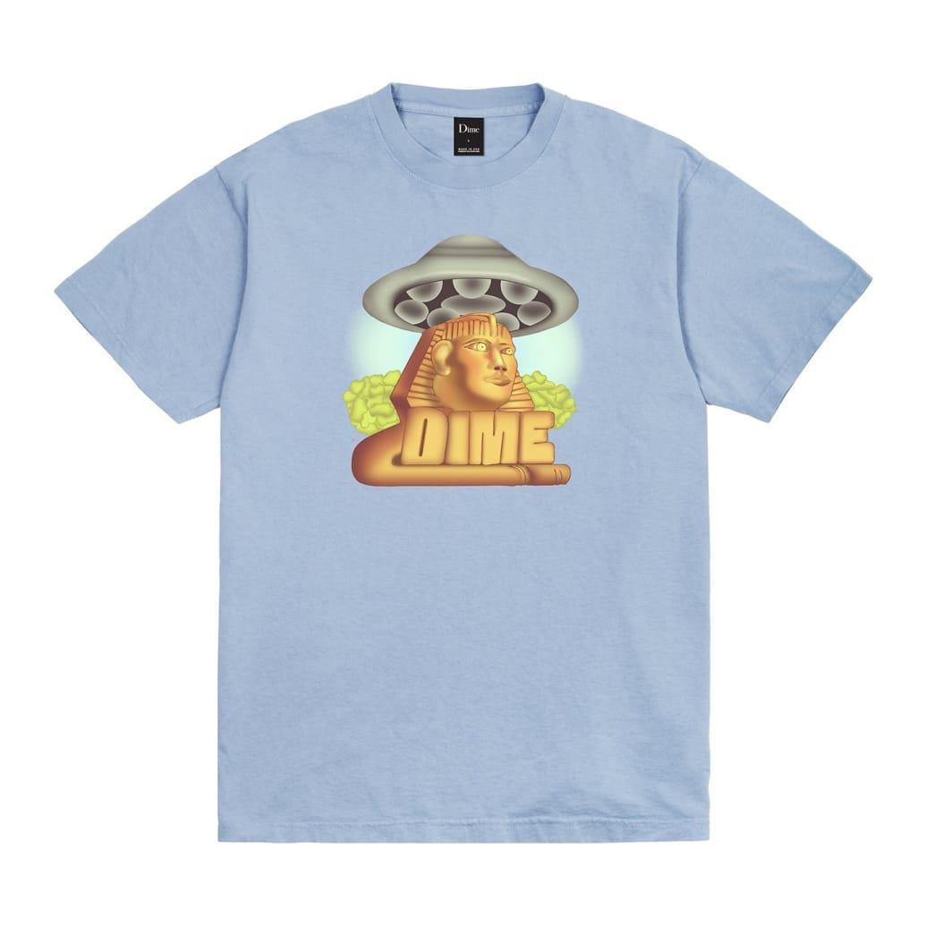Dime Sphynx T-Shirt - Light Blue | T-Shirt by Dime MTL 1