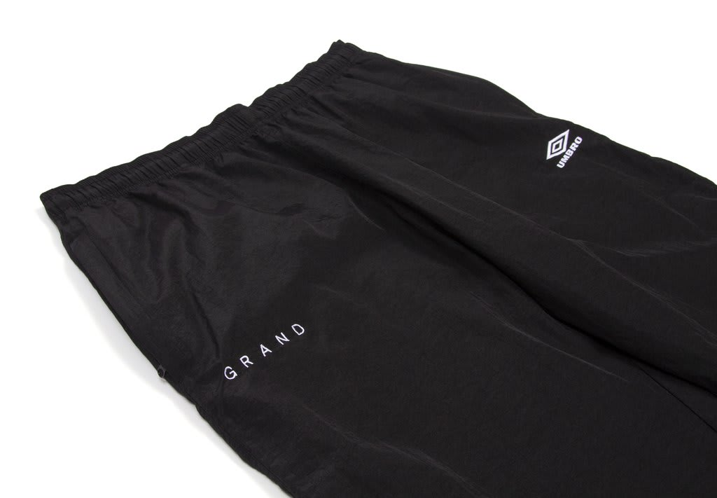 Grand Collection x Umbro Pants - Black | Sweatpants by Grand Collection 3