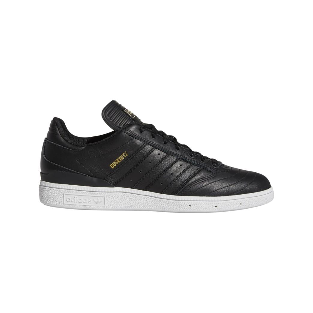 Adidas Busenitz - Core Black/Gold /White   Shoes by adidas Skateboarding 1