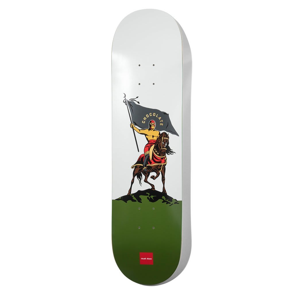Chocolate Alvarez Luchadore Deck- 8.125 | Deck by Chocolate Skateboards 1