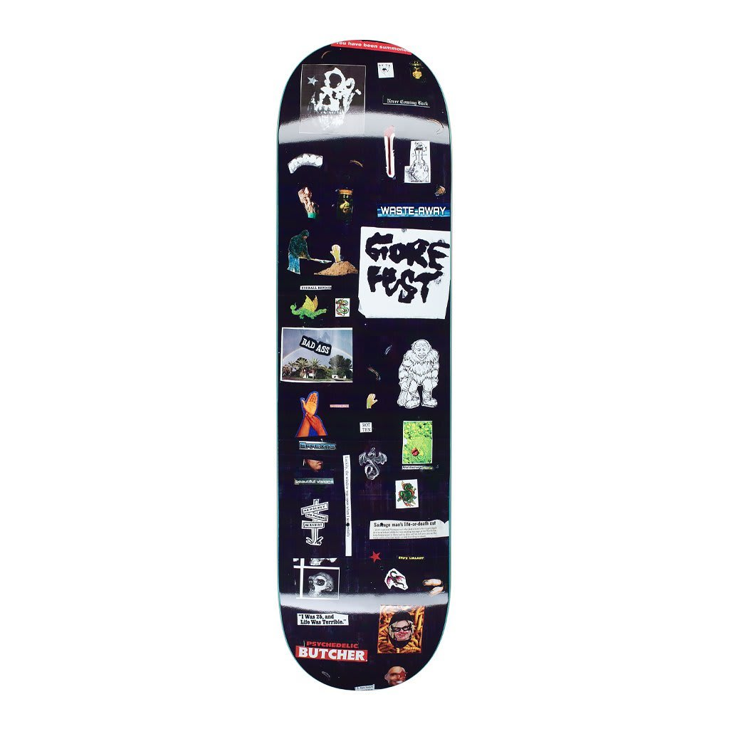 "Hockey Summoned Bed Kadow Skateboard Deck - 8.25""   Deck by Hockey Skateboards 1"