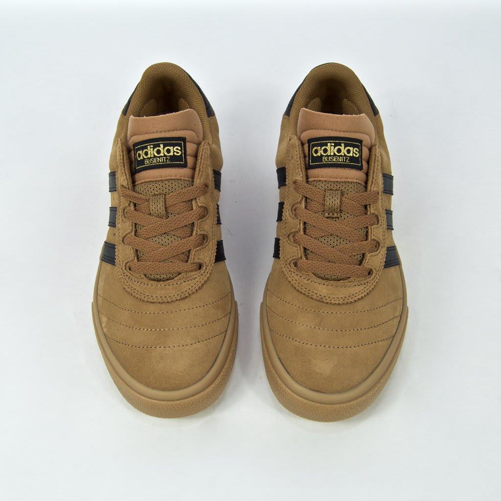 Adidas Skateboarding - Busenitz Vulc Shoes - Raw Desert / Core Black / Gum | Shoes by adidas Skateboarding 4