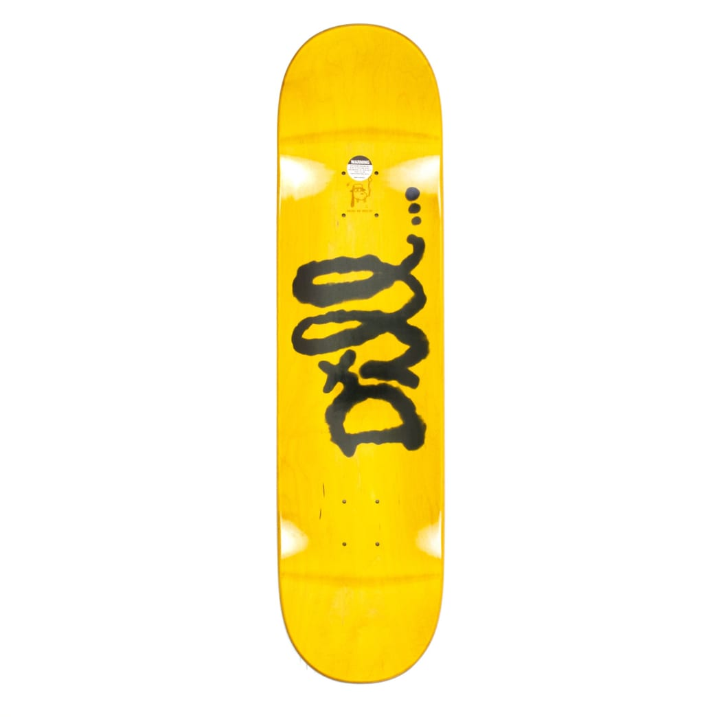 """Fucking Awesome Mirror Painting Jason Dill Deck - 8.25"""" 