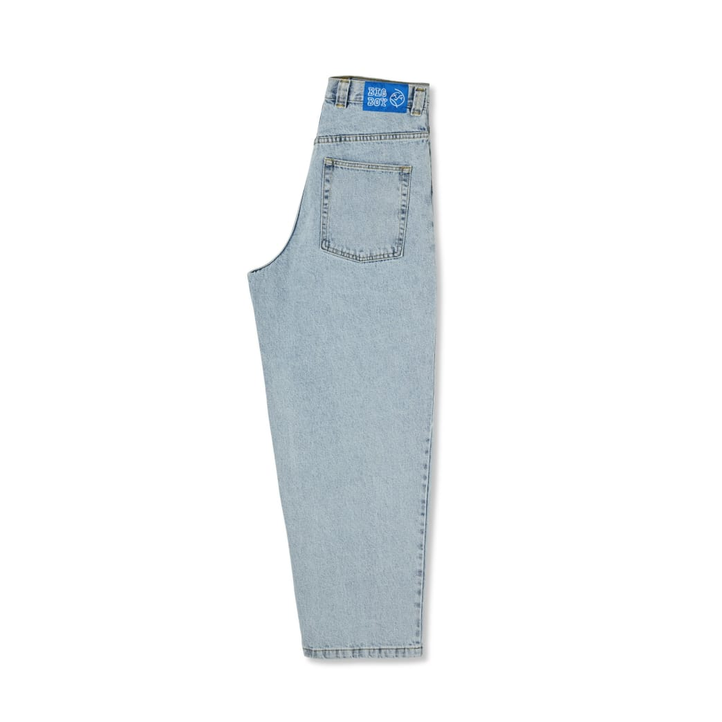Polar Skate Co Big Boy Jeans - Light Blue | Jeans by Polar Skate Co 3
