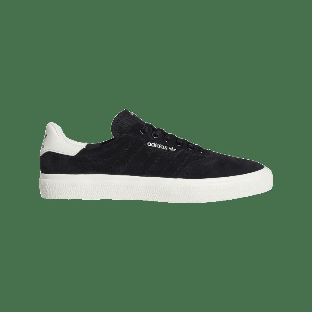 adidas 3MC Skate Shoes - Core Black / Chalk White / Chalk White | Shoes by adidas Skateboarding 1