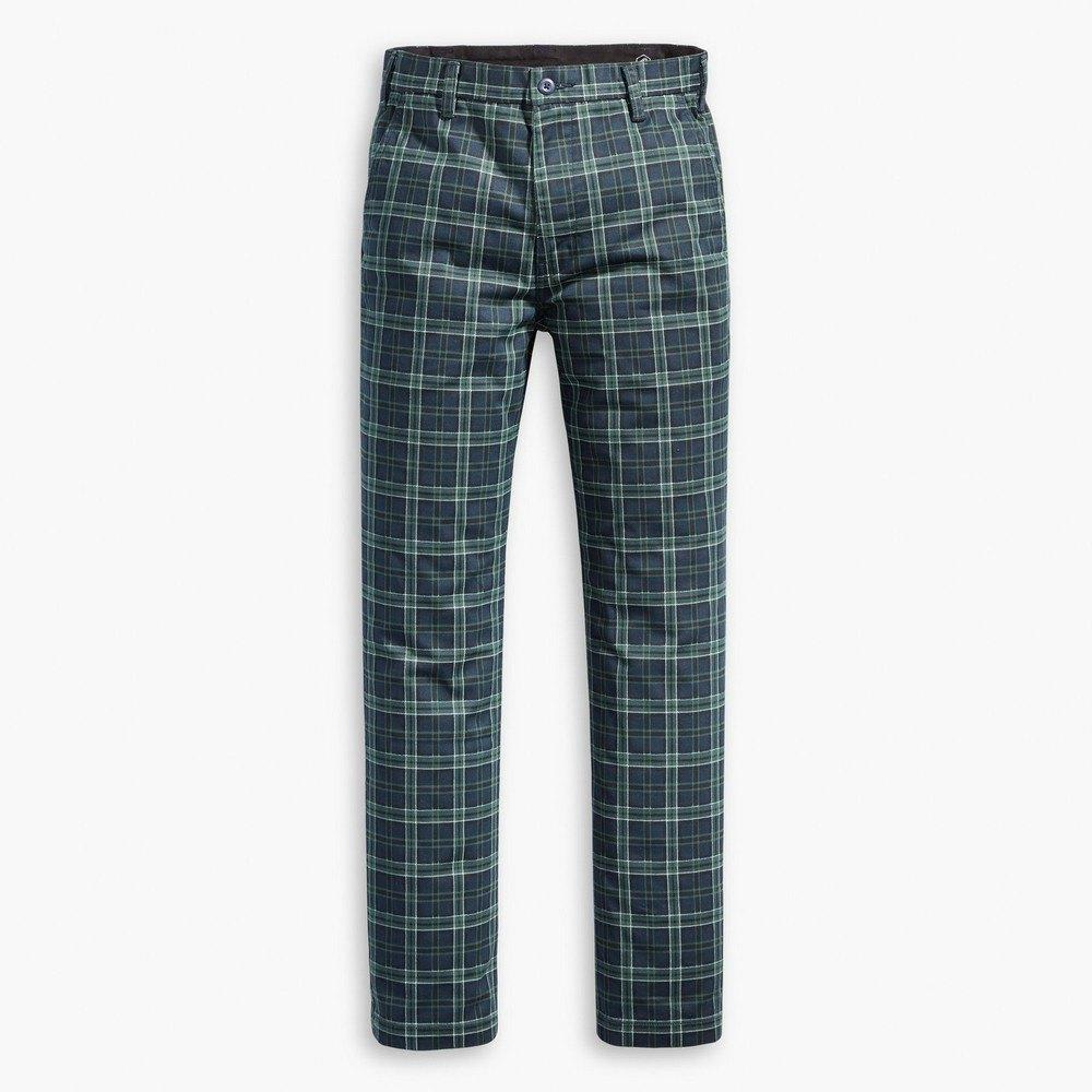 Levi's Skateboarding Collection Skate Work Pant Alexandrite Plaid | Chinos by Levi's Skateboarding 4
