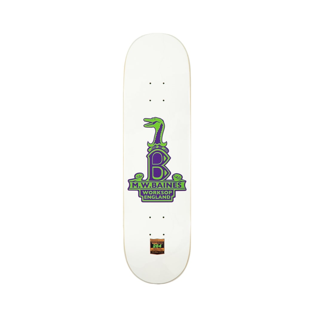 Lost Art -Baines Raleigh-Gator Deck | Deck by Lost Art 1