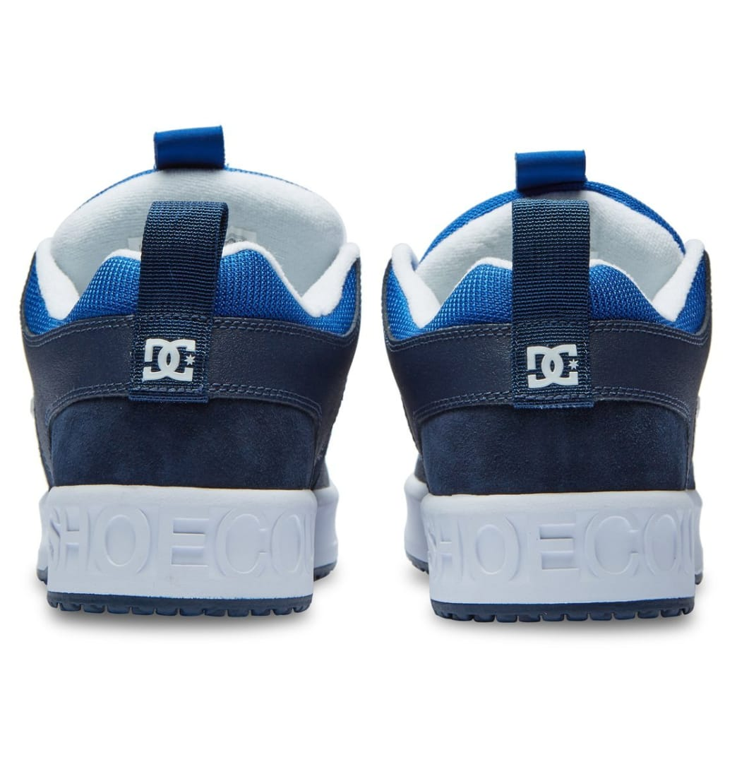 DC Shoes Lynx OG Skateboarding Shoe - Navy - Limited Edition | Shoes by DC Shoes 5