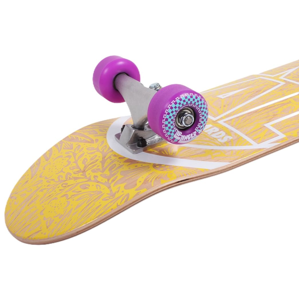 Real Assembled Complete Renewal Pricepoint 7.56 Yellow | Complete Skateboard by Real Skateboards 2