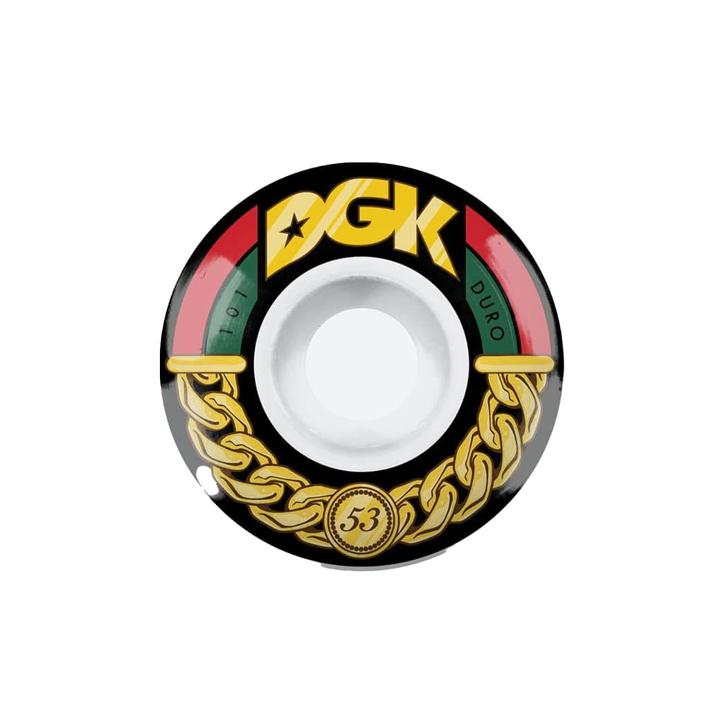 DGK Links Wheels 53mm | Wheels by DGK 1
