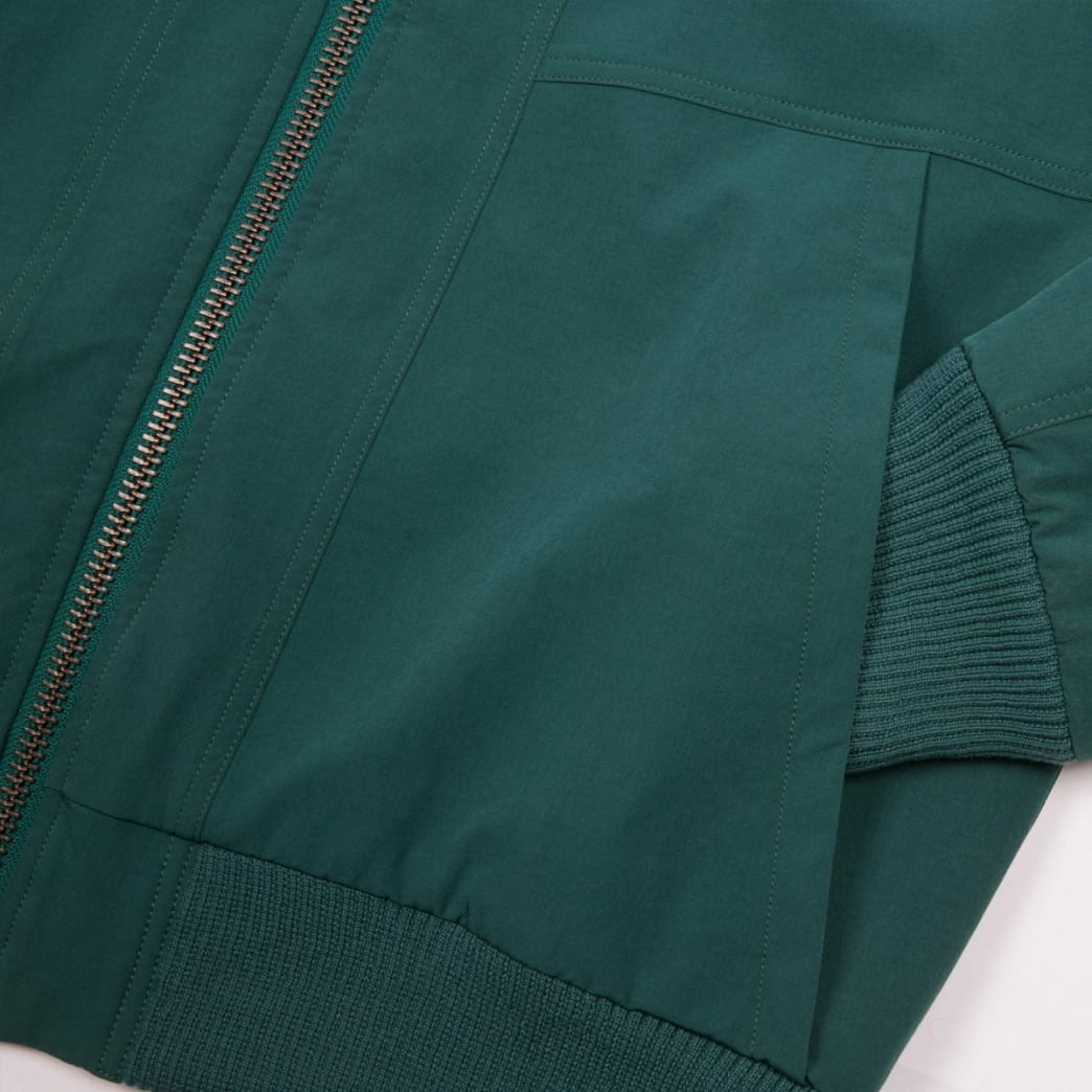 Dime MA1 Bomber Jacket - Emerald | Jacket by Dime MTL 4