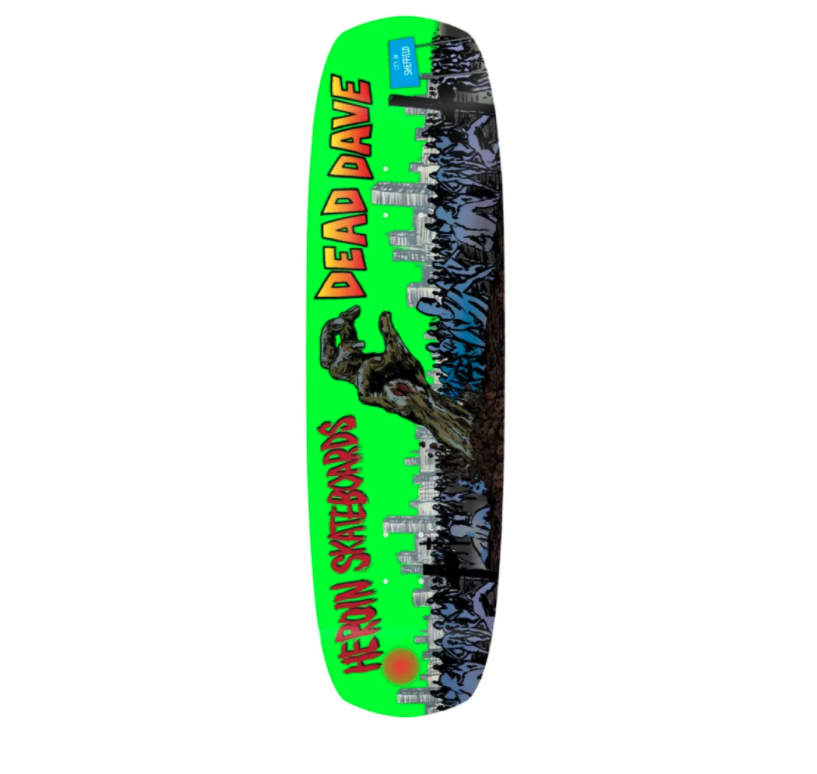 Dead Dave Double Shovel | 9"