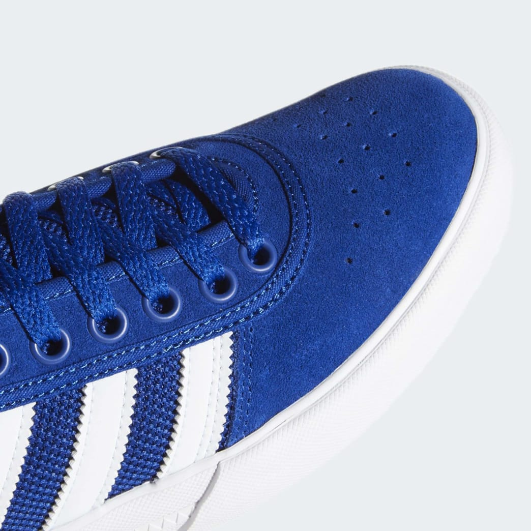 Adidas Lucas Premiere Shoes - Collegiate Royal/Cloud White/Glow Orange | Shoes by adidas Skateboarding 8
