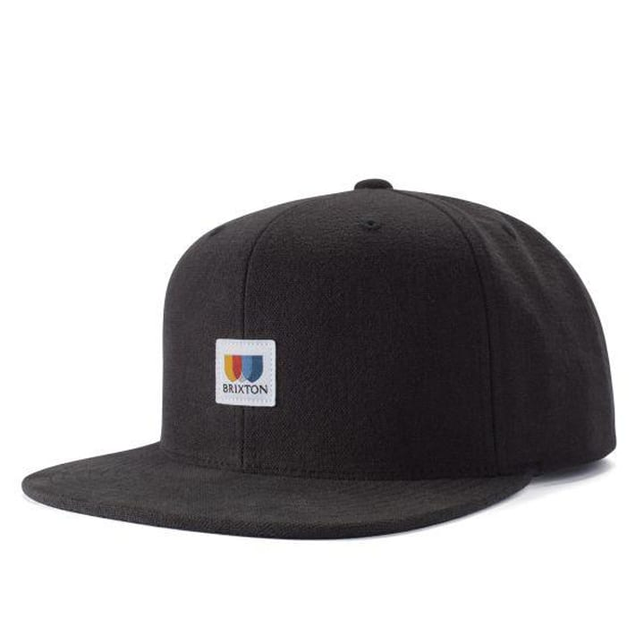 Brixton - Alton MP Cap - Black | Baseball Cap by Brixton 1