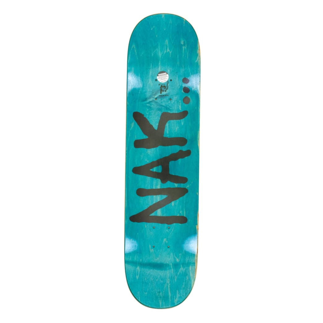"""Fucking Awesome Nak Hands Nakel Smith Deck - 8.18"""" 