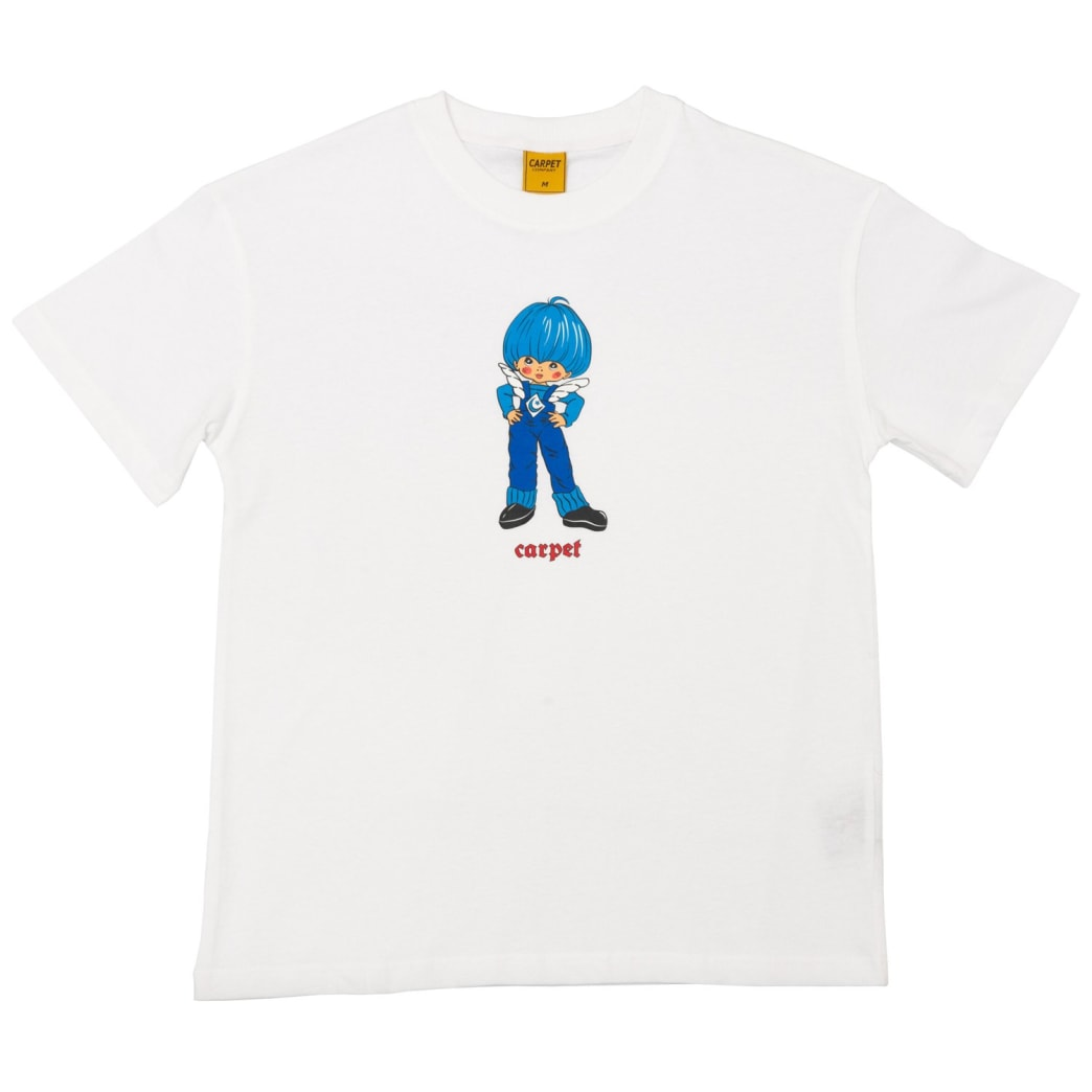 Carpet Company BBYBOY Tee White | T-Shirt by Carpet Company 1
