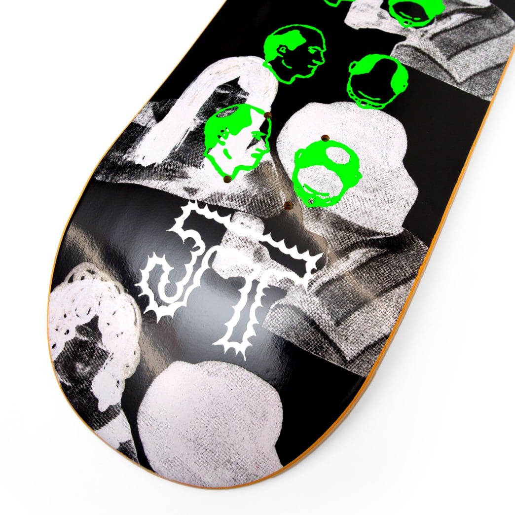 WKND Jordan Taylor Death Dance Skateboard Deck - 8.6"
