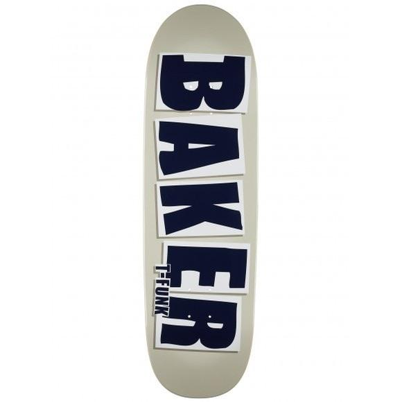 Baker - Funkhouser Brand Name 9.25 | Deck by Baker Skateboards 1
