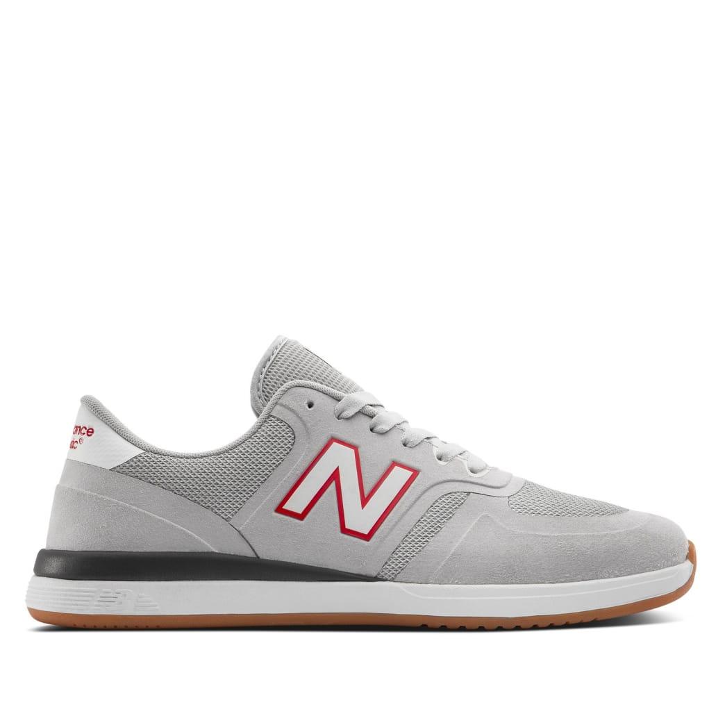 New Balance Numeric 420 Skate Shoe - Grey / White | Shoes by New Balance 1
