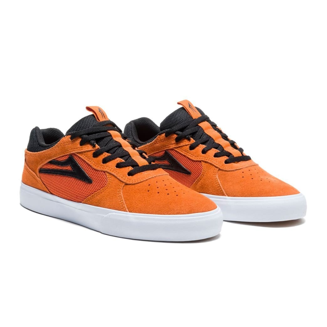 Lakai Proto Vulc Skate Shoes - Burnt Orange | Shoes by Lakai 4