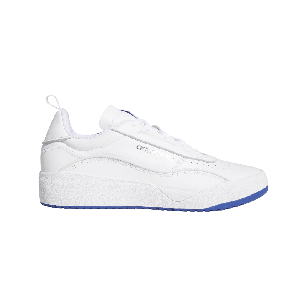 adidas Liberty Cup Skate Shoe - FTWR White / Team Royal / Silver Met | Shoes by adidas Skateboarding 1