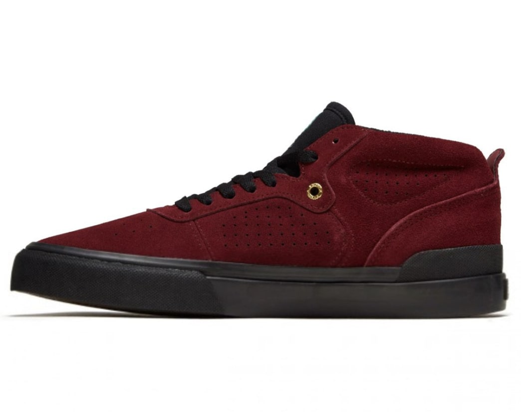 Emerica Pillar Skate Shoes - Oxblood | Shoes by Emerica 2
